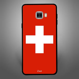 Switzerland Flag - Zoot Online- Mobile Case - Mobile Covers - online