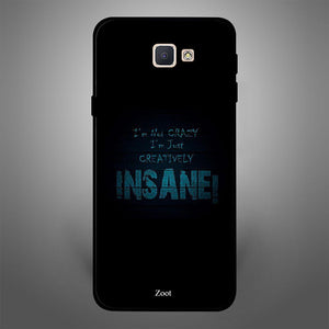 Im Creatively Insane - Zoot Online- Mobile Case - Mobile Covers - online