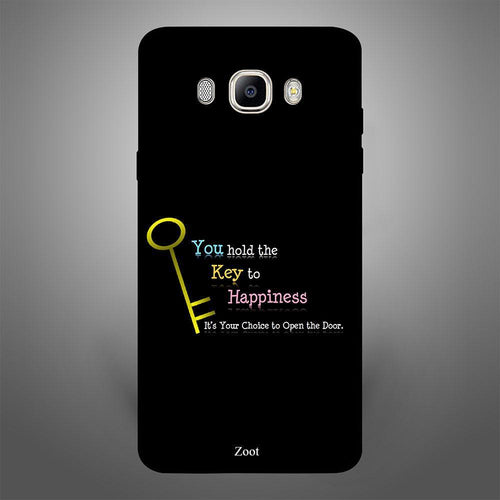 You Hold The Key To Happiness - Zoot Online- Mobile Case - Mobile Covers - online