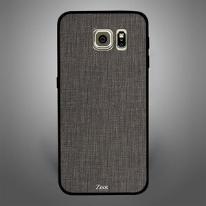 Dark Grey Jeans Pattern - Zoot Online- Mobile Case - Mobile Covers - online
