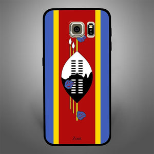 Swazirland Flag - Zoot Online- Mobile Case - Mobile Covers - online