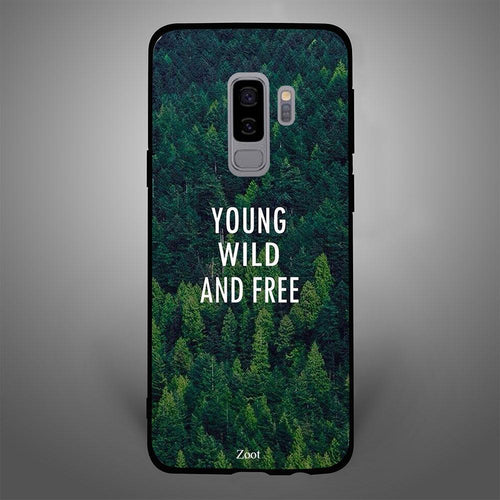 Young Wild And Free - Zoot Online- Mobile Case - Mobile Covers - online