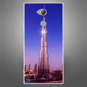 Burj Khalifa lightinng
