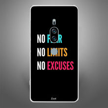 no Fear limits excuses - Zoot Online- Mobile Case - Mobile Covers - online