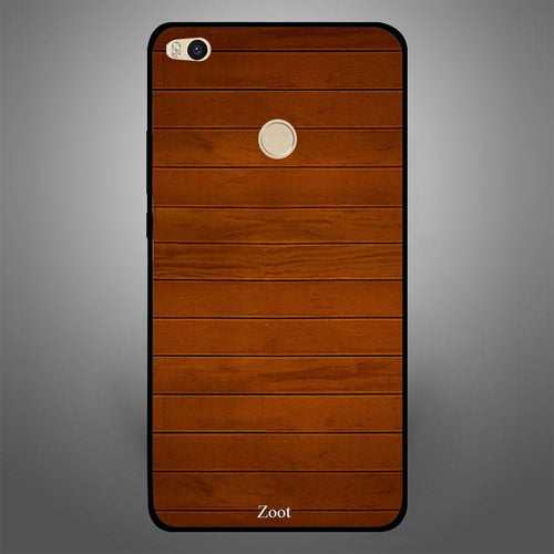 Pure Brown Wood Pattern
