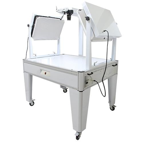 Product light table for fashion photographers