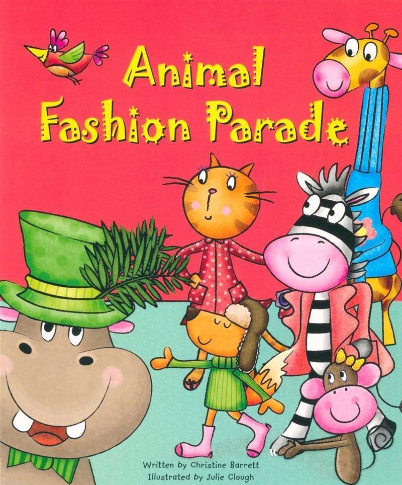 Book - Animal Fashion Parade