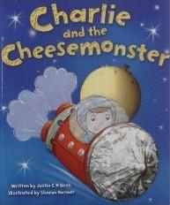 Book - Charlie and the Cheesemonster