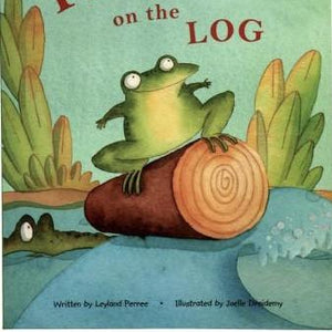 Book - Frog on the Log