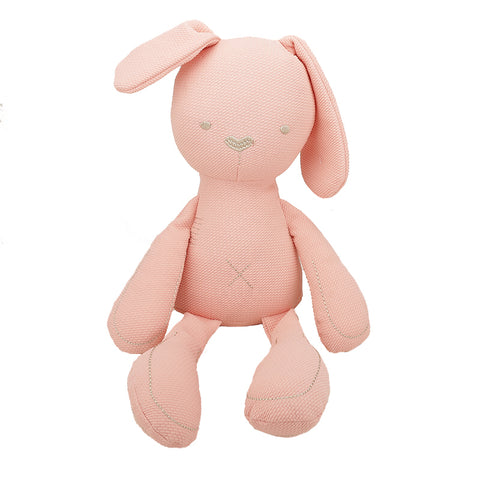 Cotton Bedtime Bunny (Pink)