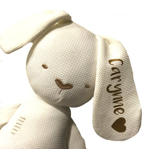 Cotton Bedtime Bunny (White)