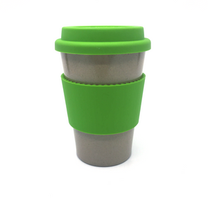 Plain Cafe Mug (Green)