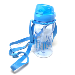 Kid's Water Bottle - Blue