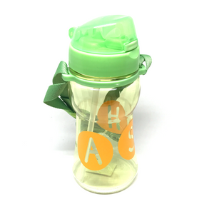 Kid's Water Bottle - Green