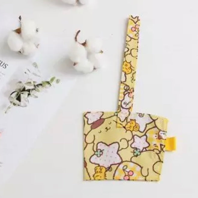 Personalised Canvas Cup Holder - Pompompurin