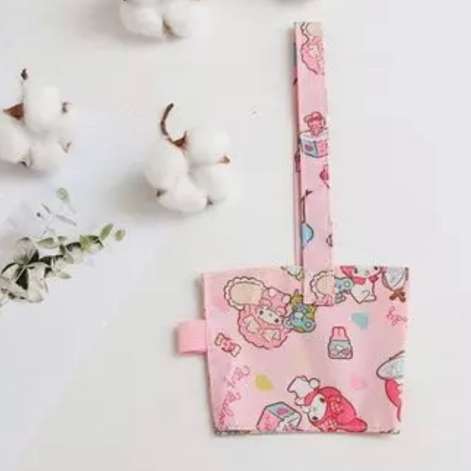 Personalised Canvas Cup Holder - Vain My Melody