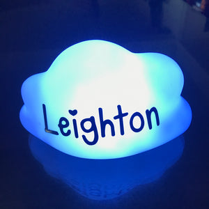 Night Light - Cloudy Cloud