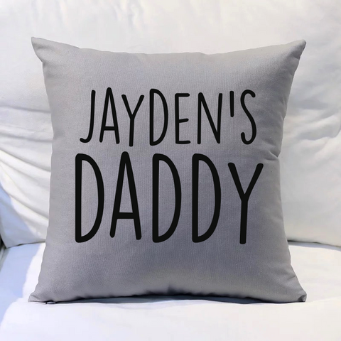Cushion - My Daddy