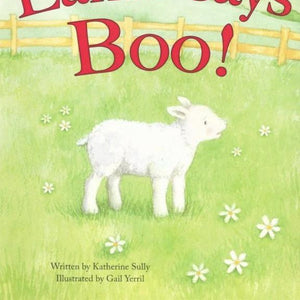 Book - Lamb says Boo