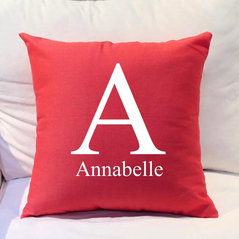 Cushion - Lettergram