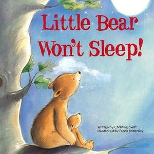 Book - Little Bear won't Sleep