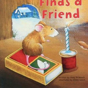 Book - Little Mouse Finds a Friend