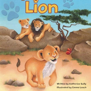 Book - Squeak the Lion