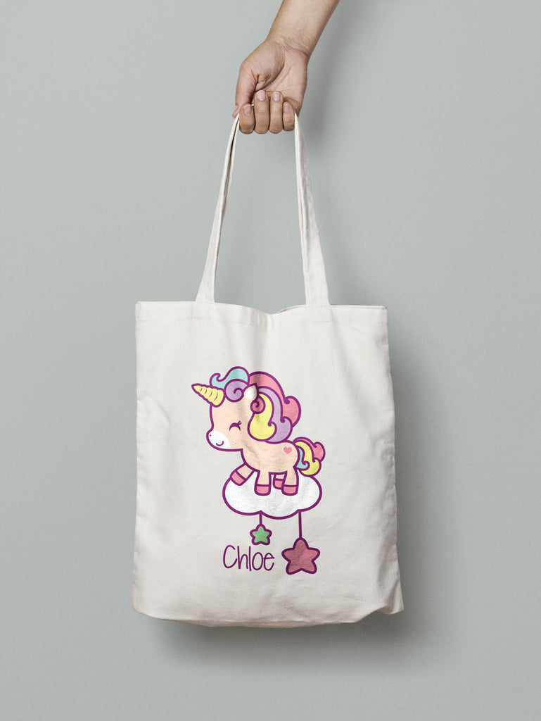 Tote Bag - Starry Unicorn