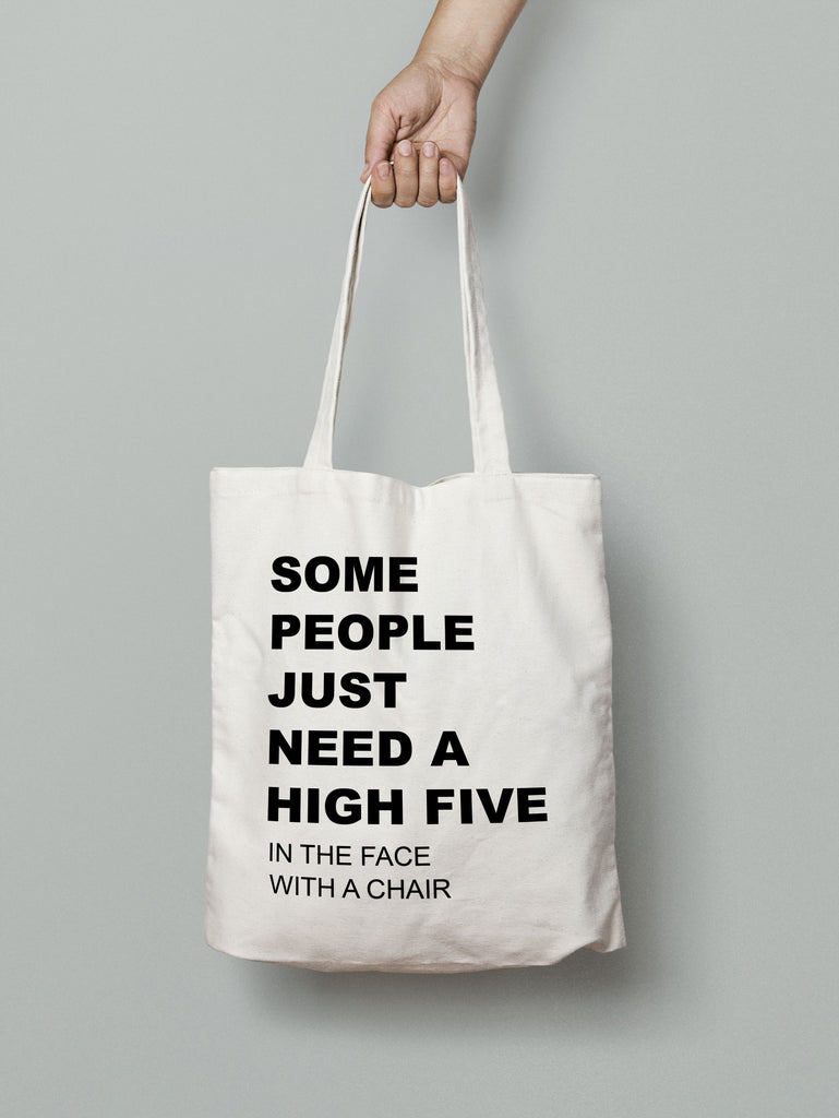 Tote Bag - High Five