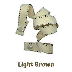 Mask Strap - Light Brown