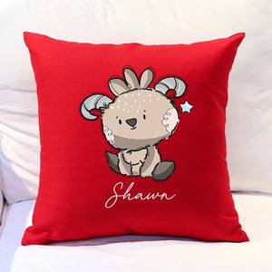 Cushion - Goat Chinese Zodiac