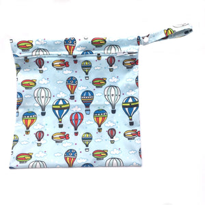Medium Wetbag - Hot Air Balloons