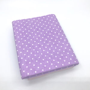 Normal - Purple Polkadots