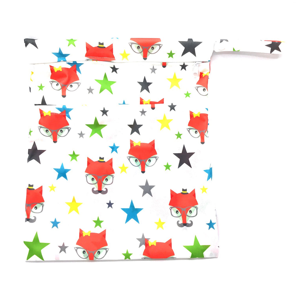 Large Wetbag - Starry Fox