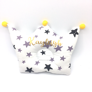 Star Crown (Black & purple)