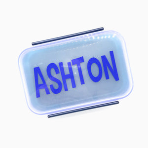 Personalised Lunchbox (Blue)