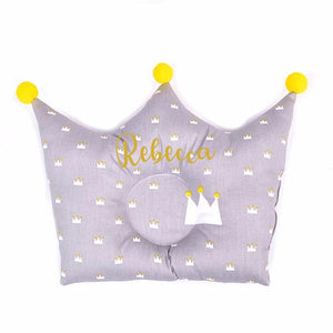 Grey & Yellow Crown