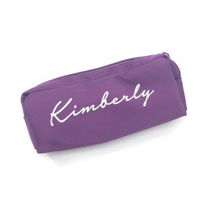 Premium Canvas Pencil case - Purple