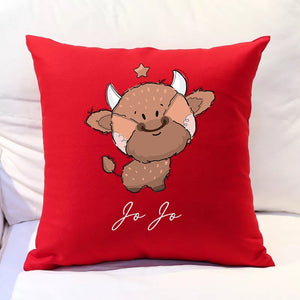 Cushion - Cow Chinese Zodiac