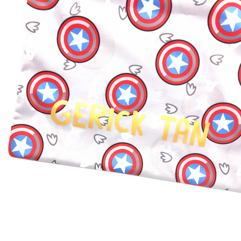 XL Wetbag - Captain America