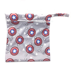 Medium Wetbag - Captain America
