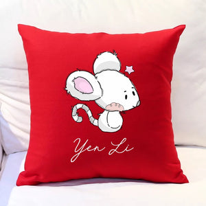 Cushion - Mouse Chinese Zodiac