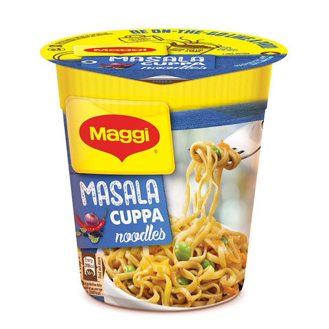 MAGGI MASALA CUPPA NOODLES MRP RS40