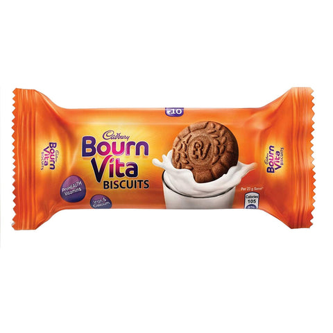 CADBURY BOURNVITA BISCUITS MRP RS10