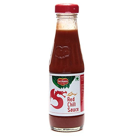 DELMONTE RED CHILLI SAUCE 190G