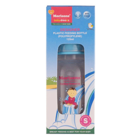 MORISONS FEEDING BOTTELE 125ML