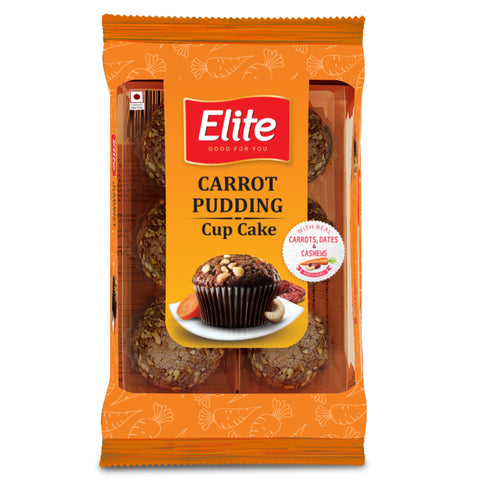 ELITE CARROT PUDDING CAKE 150GM MRP RS50