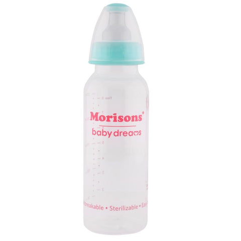 MORISONS REGULAR FEEDING BOTTLE 250ML