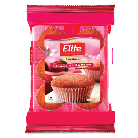 ELITE STRAWBERRY CAKE 150GM MRP RS50