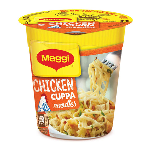 MAGGI CHICKEN CUPPA NOODLES MRP RS45